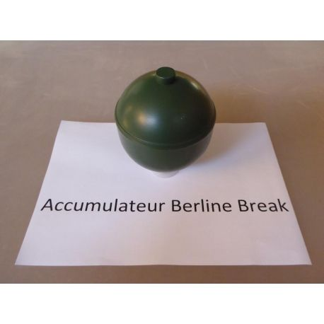 Sphère accumulateur berline break
