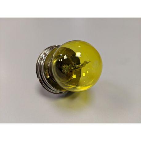 Ampoule 12 Volts 40/45 Watts jaune